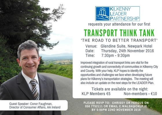 Think Tank on Transport -