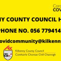 Kilkenny COVID-19 Community Response Helpline