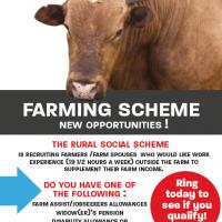 Rural Social Scheme Opportunities