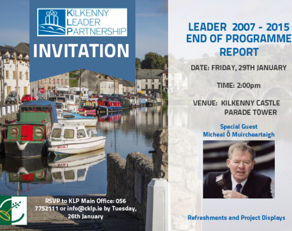 KLP End of Programme Report Launch