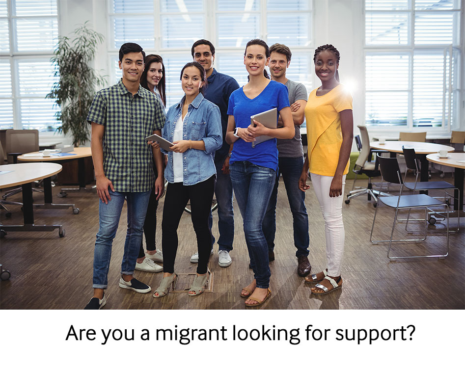 migrant support