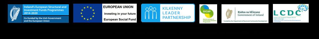 sicap logo block with klp