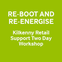 Reboot and Re-energise 2 Day Retail Workshop
