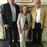Joan Fitzpatrick Retires