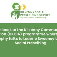 Listen to the Latest Social Prescribing Interview